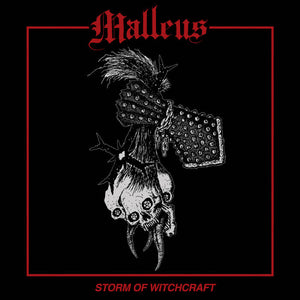 MALLEUS - Storm of Witchcraft LP (first press)