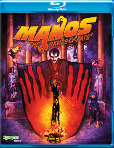 Manos: The Hands of Fate (Blu-ray)