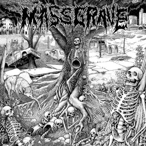 MASSGRAVE - Our Due Descent LP