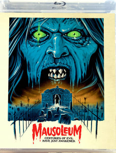 Mausoleum (Blu-ray/DVD)
