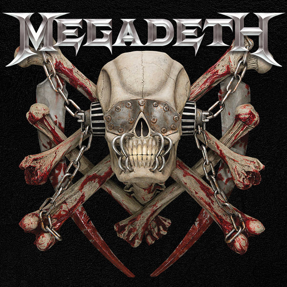 MEGADETH - Killing is My Business and Business is Good LP