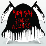 MIDNIGHT - Shox of Violence MLP (picture disc)