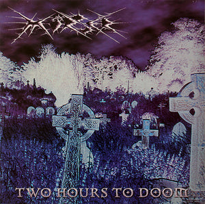 MÖRSER - Two Hours to Doom LP (used)
