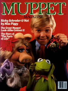 MUPPET MAGAZINE Issue 5, Winter 1984 (used)
