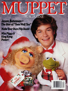 MUPPET MAGAZINE Issue 21, Winter 1988 (used)