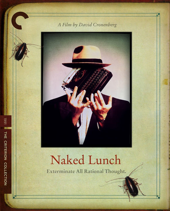 Naked Lunch (Blu-ray)