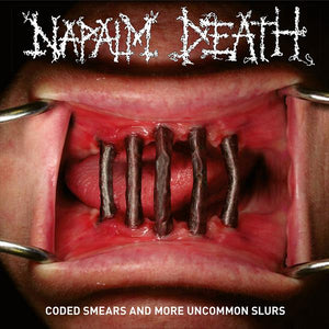NAPALM DEATH - Coded Smears and More Uncommon Slurs 2LP