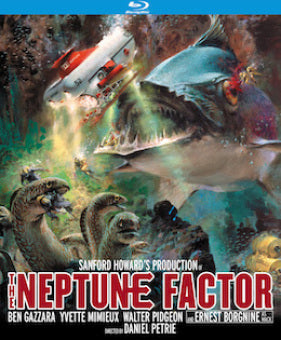 The Neptune Factor (Blu-ray)