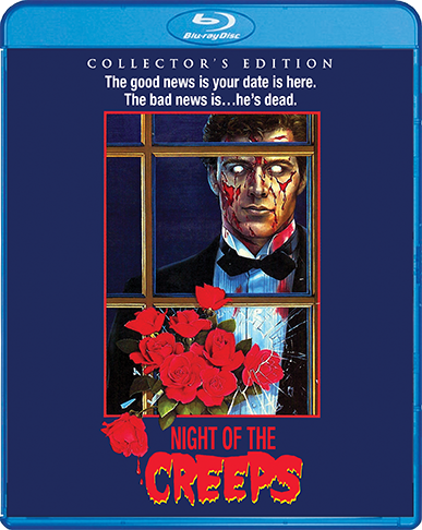 Night of the Creeps (Blu-ray w/ slipcover)