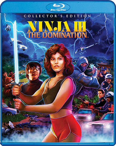 Ninja III: The Domination (Blu-ray)