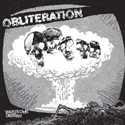 OBLITERATION - War is Our Destiny 7""