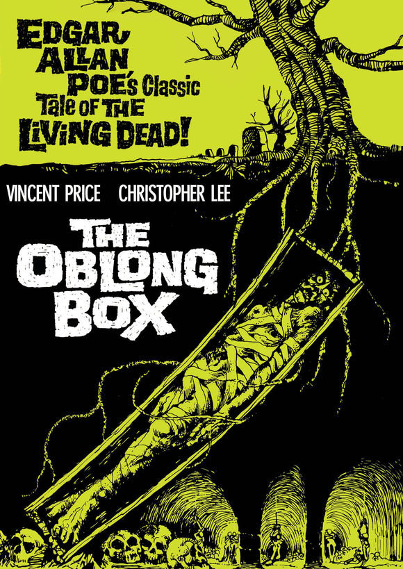 The Oblong Box (DVD)