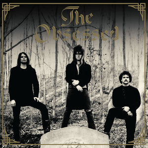 THE OBSESSED - Demo LP (gold)