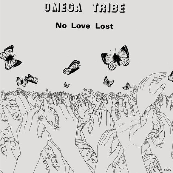 OMEGA TRIBE - No Love Lost LP