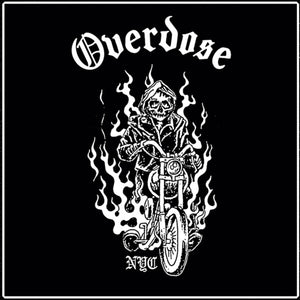 OVERDOSE - Hit The Road 7""