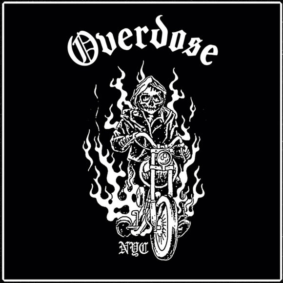OVERDOSE - Hit The Road 7
