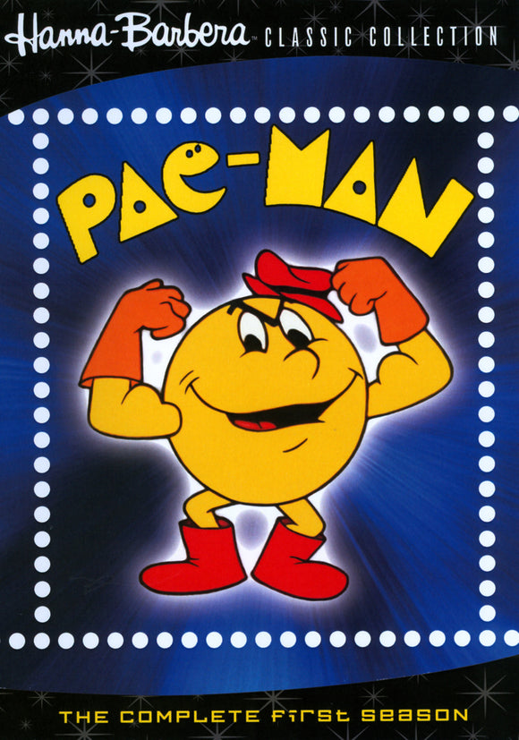 Pac-Man: The Complete First Season (DVD)