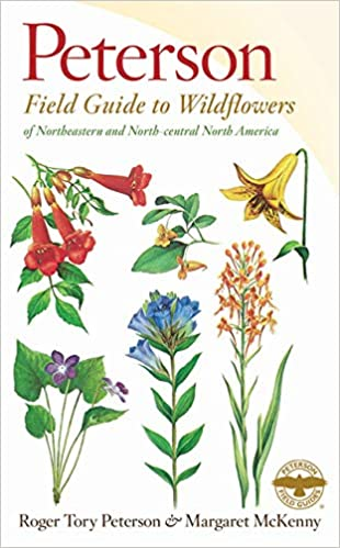 A PETERSON FIELD GUIDE TO WILDFLOWERS: Northeastern and North-Central North America  by Margaret McKenny & Roger Tory Peterson
