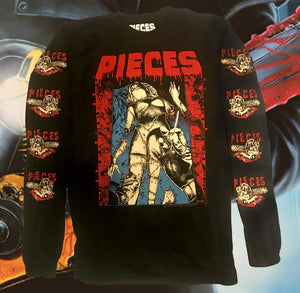 PIECES Long Sleeve Shirt