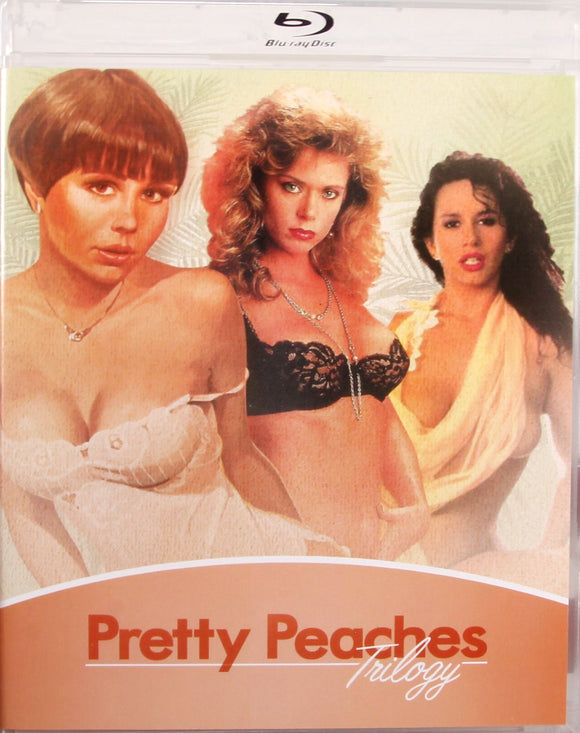 Pretty Peaches Trilogy (Blu-ray) OOP