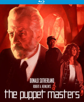 The Puppet Masters (Blu-ray)