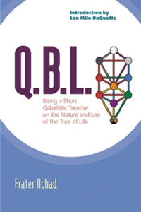 Q.B.L. by Frater Achad (used)