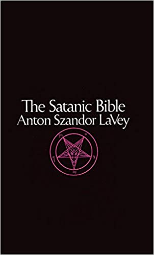 THE SATANIC BIBLE by Anton LaVey