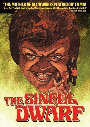 The Sinful Dwarf (DVD)