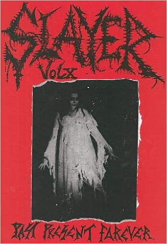 SLAYER MAG Vol. X: Red Hardcover Reissue, by Jon