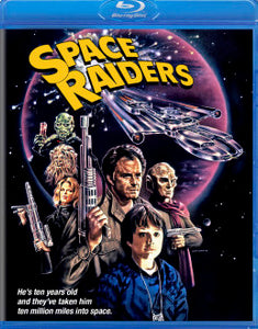 Space Raiders (Blu-ray)
