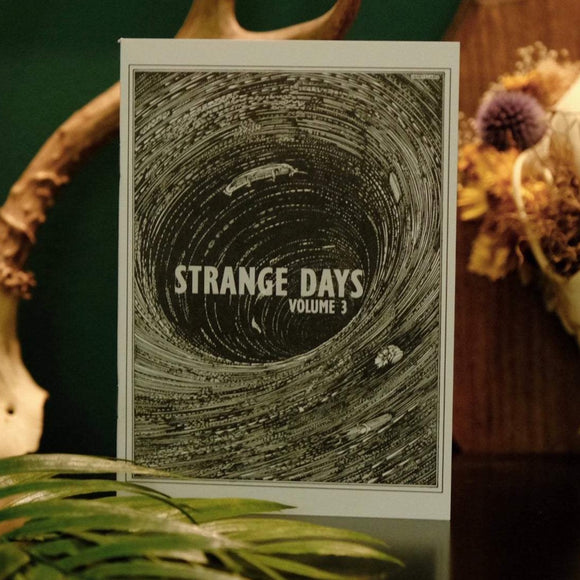 STRANGE DAYS Volume 3, Autumn Equinox 2020