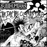SUBHUMANS - The Day the Country Died 500 Piece Jigsaw Puzzle