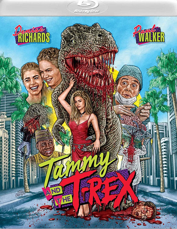 Tammy and the T-Rex (Blu-ray/DVD)
