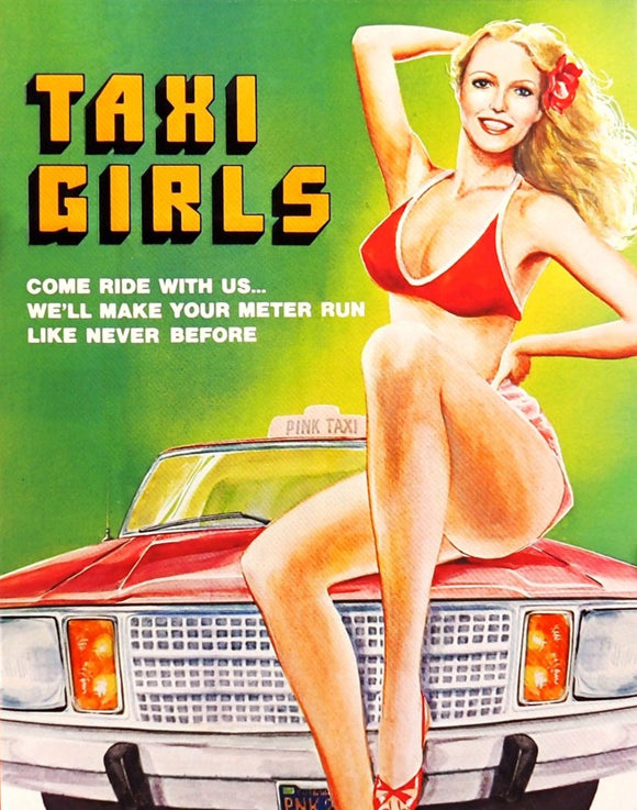 Taxi Girls / Heavenly Desire  (Blu-ray w/ slipcover)