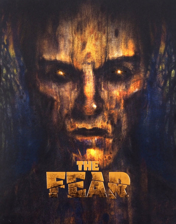 The Fear (Blu-ray w/ slipcover)