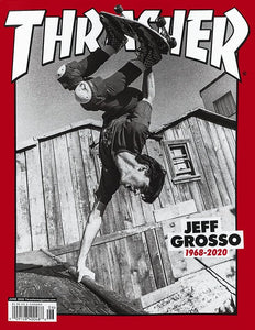 THRASHER MAGAZINE June 2020