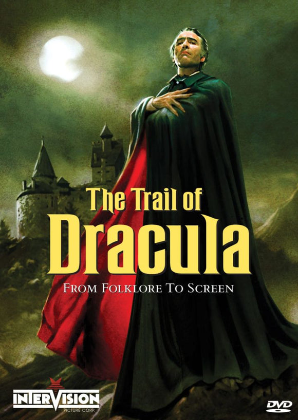 The Trail of Dracula (DVD) OOP