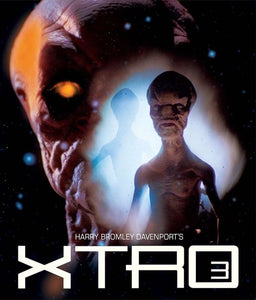 XTRO 3: Watch the Skies (Blu-ray/DVD w/ slipcover)