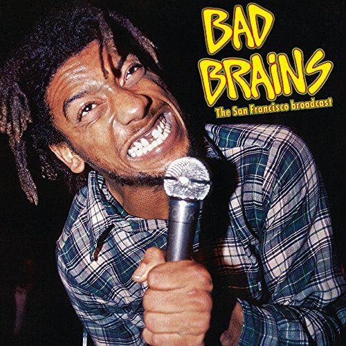 BAD BRAINS - Live at the Old Waldorf 1982 LP