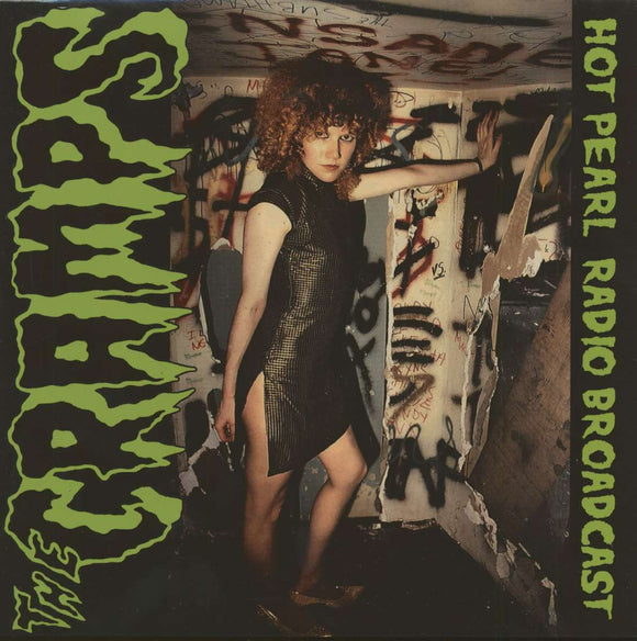 THE CRAMPS - Hot Pearl Radio Broadcast LP