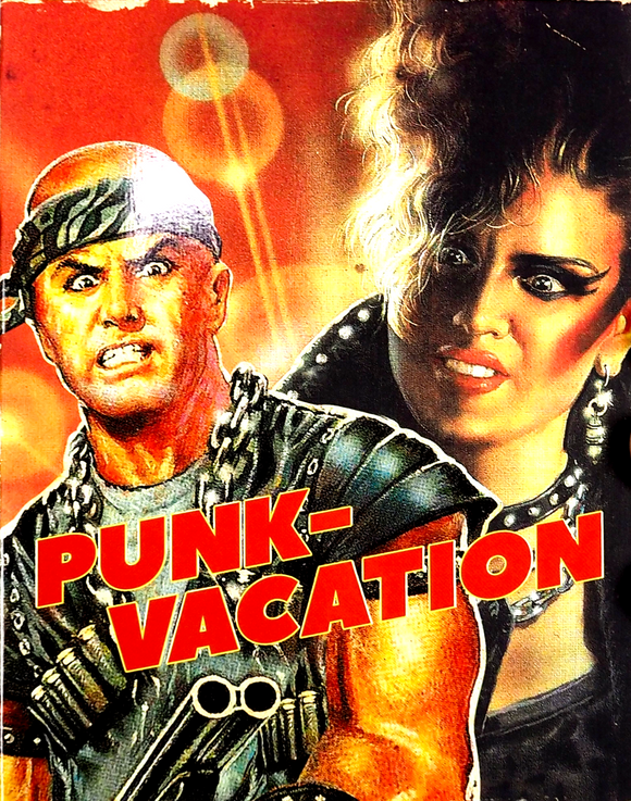 Punk Vacation (Blu-ray/DVD w/ slipcover)
