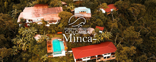 Traveling Entreaguas- Minca