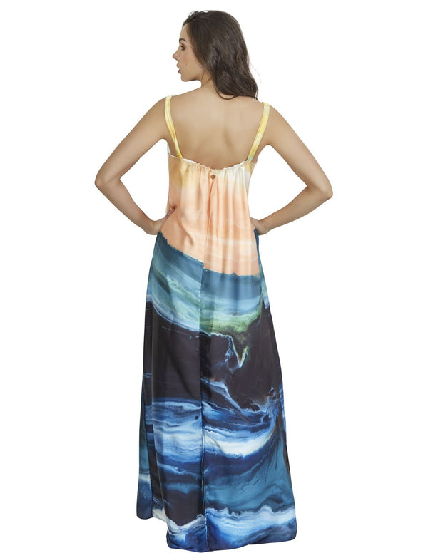 long dress in bali pink beach goddess of bali ccd016133 2