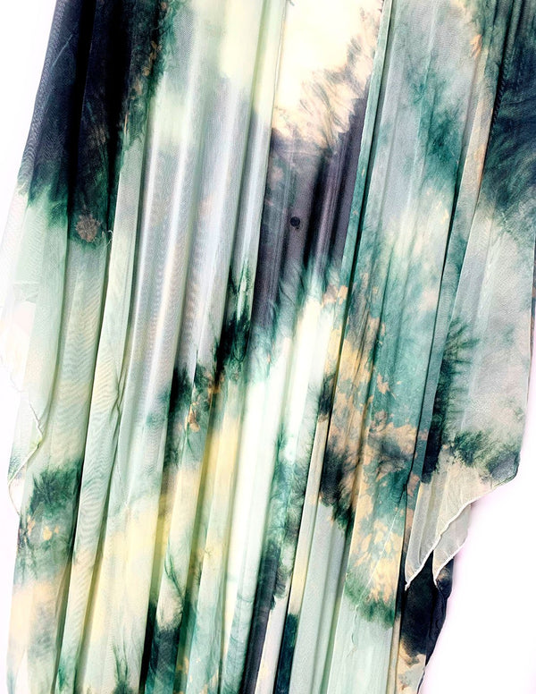 Bundle: Kaftan, Splash Dust Galaxy. Hand-Dyed Kaftan, Splash In Dust Galaxy. Entreaguas
