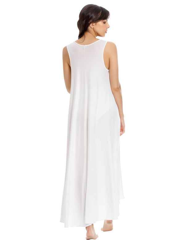 Espejo De Venus Dress. Dress In Ivory. Entreaguas