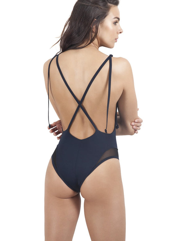 one piece swimsuit in amapola hierb iso913104 2