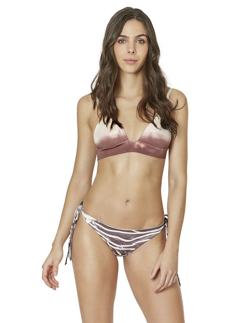tie side bikini bottom in gray (hd) soil 2