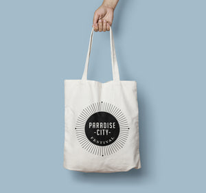 Paradise City Festival Tote Bag