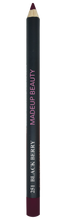 Load image into Gallery viewer, Black Berry Lip Pencil