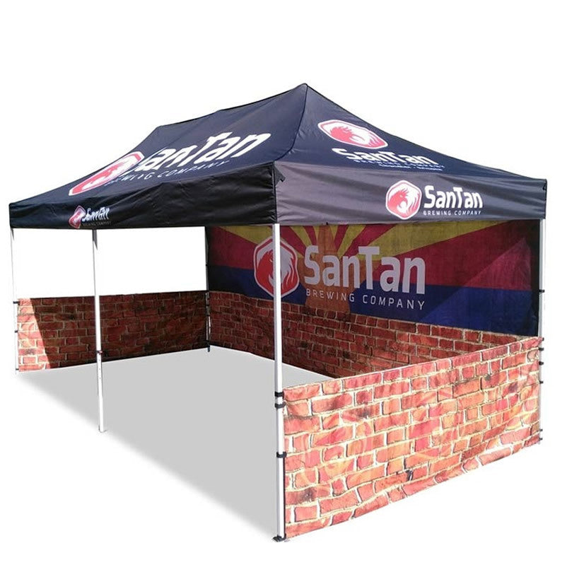 10X20ft Custom Printed Aluminum Canopy Tent - 314display